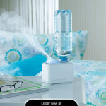 Air-O-Swiss AOS 7146 Travel Ultrasonic Cool Mist Humidifier Review