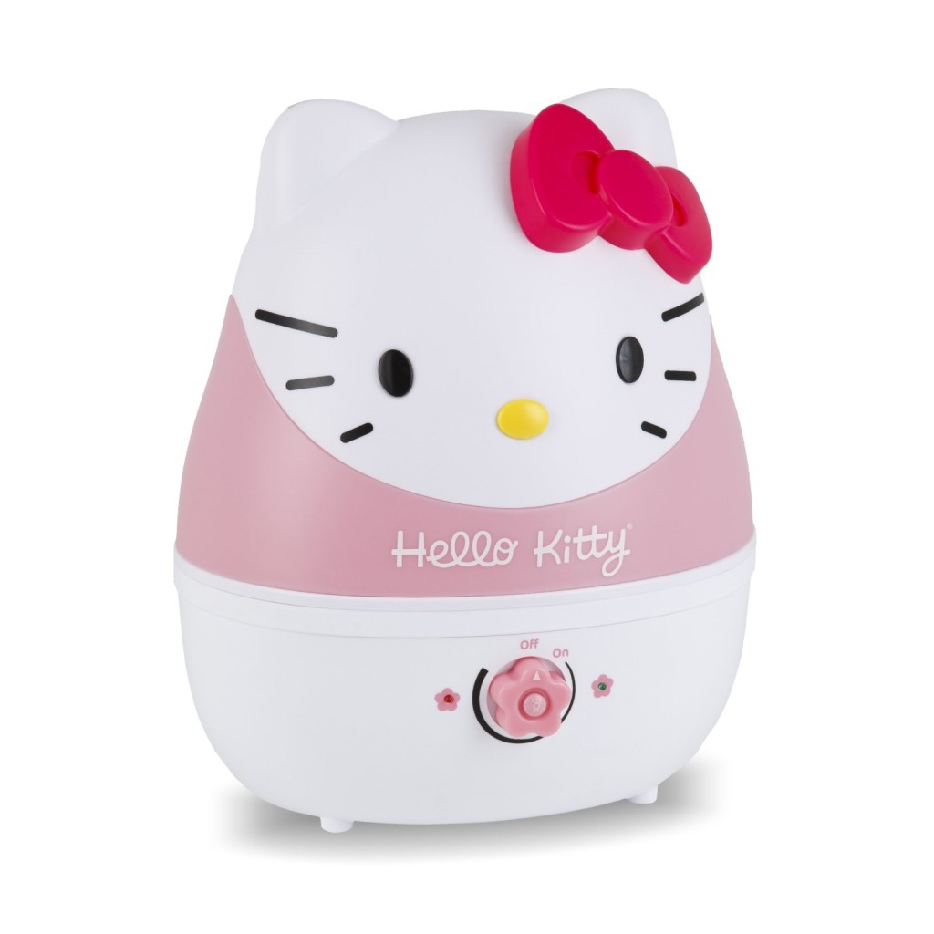 Crane 1 Gallon Humidifier Hello Kitty Review: One of The Best Options  #C50644