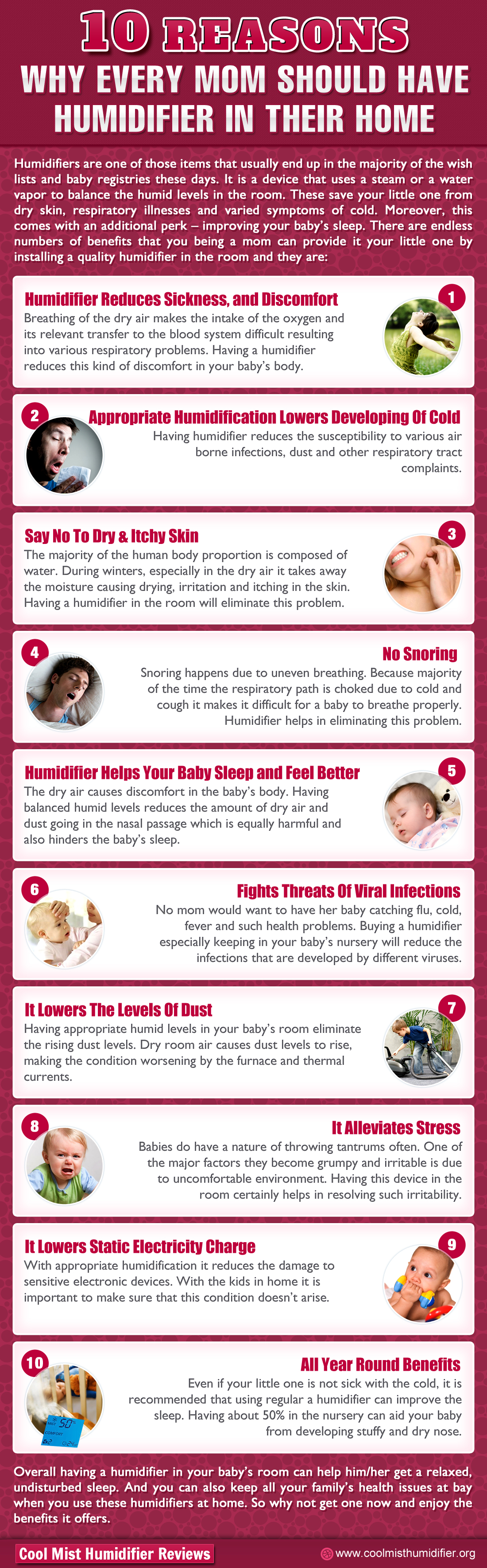 Why Every Mom Should Have Humidifier In Their Home (Infographic #BA113F