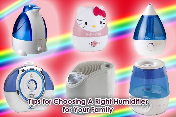Choosing A Right Humidifier