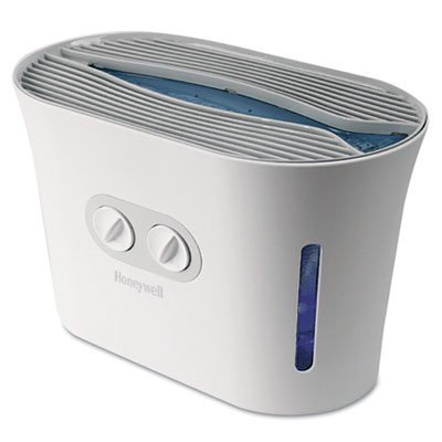 how to clean my honeywell cool mist humidifier