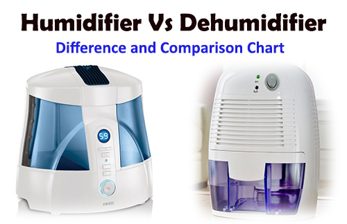 humidifier-vs-dehumidifier