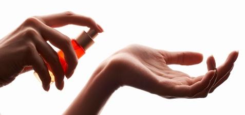 essential oils for hands
