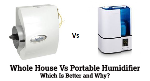Whole House Vs Portable Humidifier