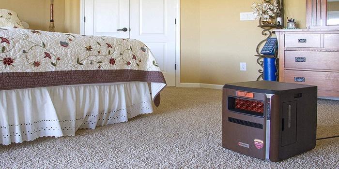 Heater Humidifier Combo