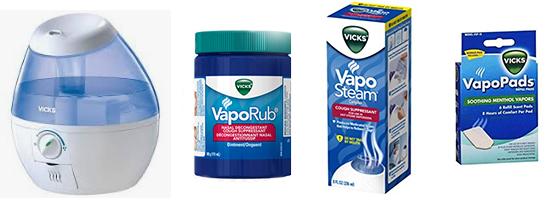 Can You Put Vicks Vaporub Or Drops In Humidifier