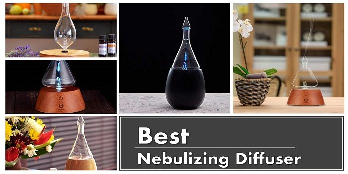 Best nebulizing diffusers