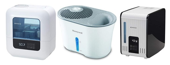 self cleaning humidifier