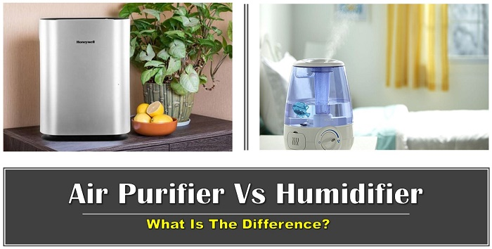 difference between air purifier and humidifier