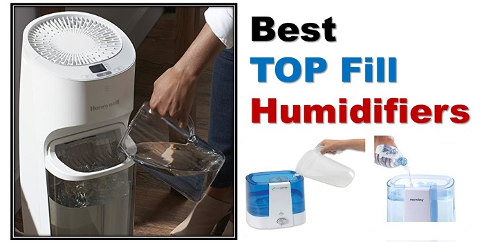Best top fill humidifier