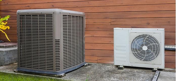 can a heat pump dehumidify