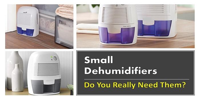 are small dehumidifiers any good