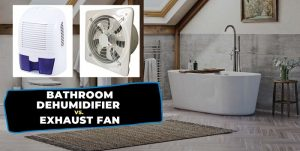 Bathroom Dehumidifier Vs Exhaust Fan